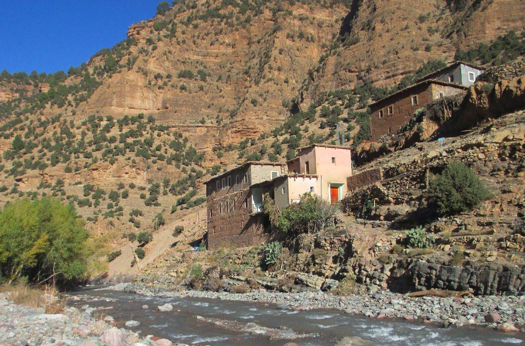 Localización Gite Ifoulou Tassaout